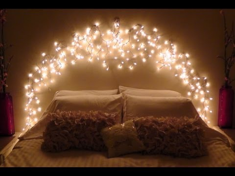 bedroom ideas tumblr christmas lights - Bedroom Ideas Christmas Lights